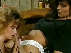 tracey adams and tori welles retro lesbian sex