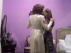 unfathomable dykes in purple boudoir