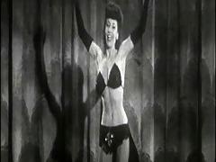 vintage stripper sandra