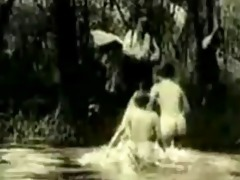 vintage erotic movie scene scene 6 - no swimming