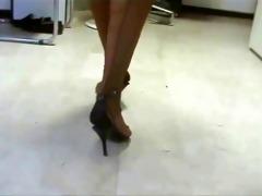 my girlfriend in admirable vintage stockings!!!!!