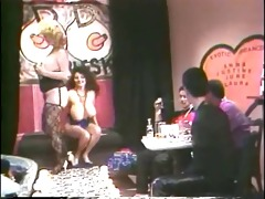 vintage large boob burlesque sex