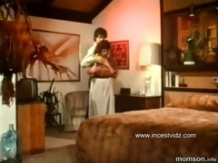 classic mom and son sex scene