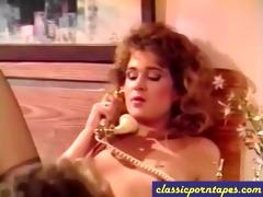 a classic curly 00s porno