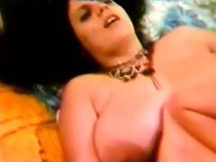 retro lezzs with big sex tool
