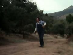 astounding retro outdoor porn