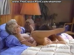 hard three-some with wife and gf