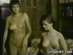 topless cuties dancing around