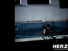 heidi swimming