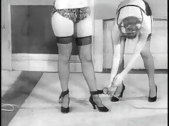 vintage stripper film - b page thraldom