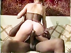 blond mother i vintage interracial fuck