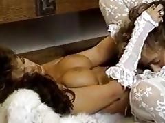 glamorous lady in retro porn episode