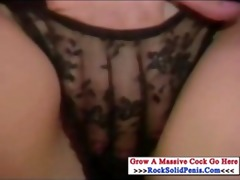 sherry st claire - classic pornstar in a sandwich