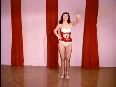 vintage stripper film - b page teaserama video 11