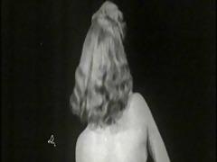 vintage stripper darksome lingerie