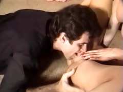 alicia monet, nina hartley foursome
