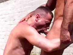 oh daddy! - bareback vintage homo porn
