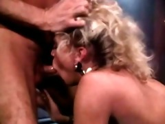 amber lynn- double devil vag!