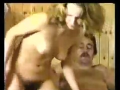 oldie but goldie - sauna orgie