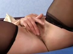 busty aged housewife going insane
