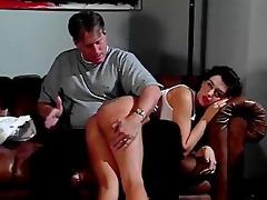 wet t shirt models spanked - scene 1