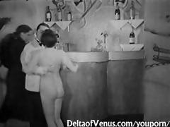 authentic vintage porn 650141s - ffm threesome