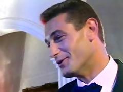 anal threesome vintage italian video scene