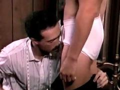 tailor seduces groom (vintage)