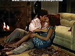 vintage porn movie scene with hawt retro honey