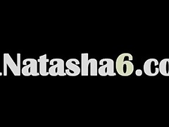 russian girlfriend natasha finger