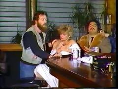 vintage biker bar gang team fuck