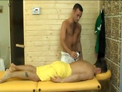 rugby player turns massage -