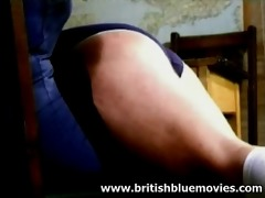 lorraine ansell gets spanked