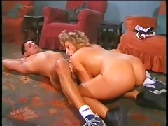 british slut kerry receives fucked in a classic