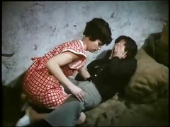 sex comedy vintage german in movie scene lass