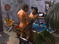 cougar pool bang