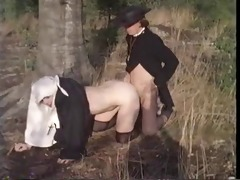 nun sex vintage