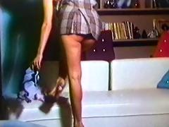 now or not ever - vintage striptease heels