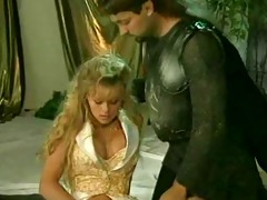 vintage episode big tit golden-haired goes crazy