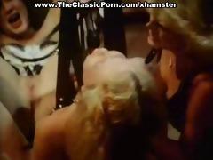 hawt lady has a fuck in classic porn episode scene