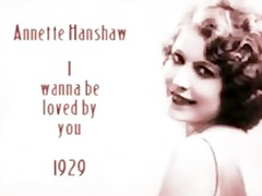 i wish to be loved by (8112645) annette hanshaw