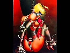 classic male thraldom artwork