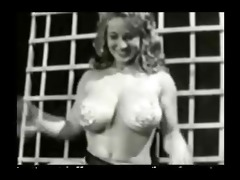 busty vintage retro playgirl virginia bell