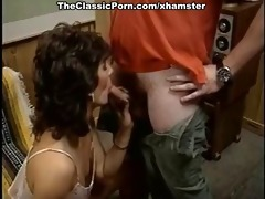 sporty woman has real fuck on the ottoman