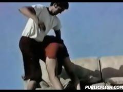 vintage gay athletes get spanked