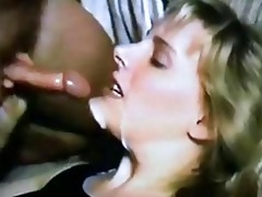 classic golden-haired cutie jizz flow compilation