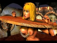 classic 4d bondage artworks