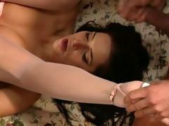 vintage jizz flow cumpilation 6610