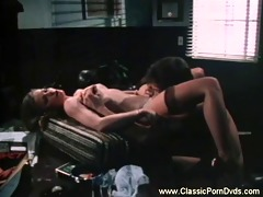 seventies classic porn: china cat