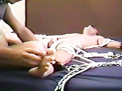 roped and tickled